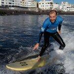 surfing lessons in Puerto de la Cruz