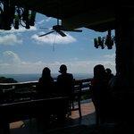 Restaurant auf dem Berg