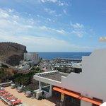 Pool bar and terrace
