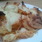 Cheese nachos!! Love it but can have more cheese! :)