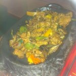 sizzling plate (beef)