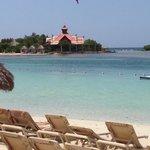 SRC private island and Royal Thai restaurant