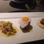 Tuna three ways