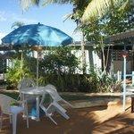 Photo de Sea Blue Hotel & Bungalows