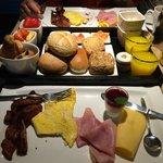 Lekker uitgebreid ontbijt