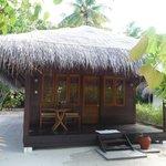 notre bungalow seul a partir du n°7