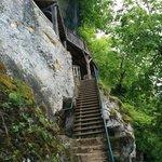 La roque saint Christophe