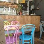 Cute little cafe