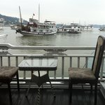 Halong bay cruise delux room private balcony