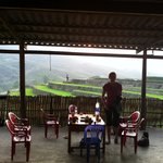 Sapa tour view from home stay
