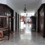 Hotel Jardin Tecina Flur