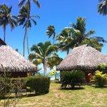bungalows plage