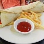 Chicken Tortilla (Wrap)
