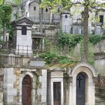 Tomb 'houses' in the 'city of the dead'