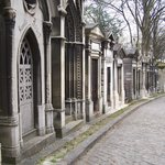 A street of 'houses' in the 'City of the dead' helps you understand how it got its name