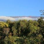 Haleakala depuis la terrasse