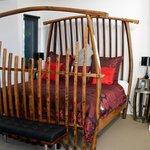Wine Barrel King size bed