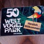 50 Jahre Weltvogelpark Walsrode