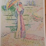 Beautiful matisse postcard!