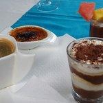 Bon cafe gourmand...