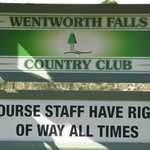Wentworth Falls Country Club - Blue Mountains