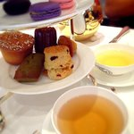 Macaroons, Cakes and Teas
