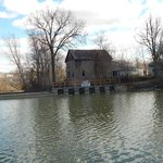 View across the Erie Canal