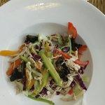 Zui-zin salad