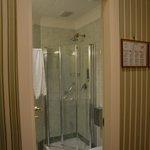 Single room, bathroom