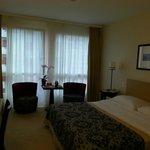 Jade Manotel: standard room