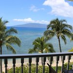 View from Lahaina Shores room