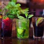 Our delicious jam jar cocktails