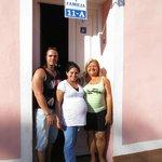 Olga & Familie