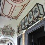 室内の天井