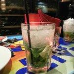 Mojito (on demand) of the bar