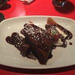 Amazing chocolate ganache cake