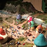 Model Smurf Town
