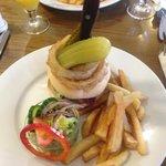 Dragon burger!