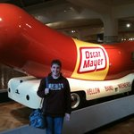 "The Oscar Mayer ""Wienermobile"""