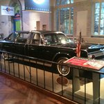 The car in which JFK rode through the streets of Dallas on that horrible November day fifty year