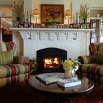 7 wood-burning fireplaces to relax by