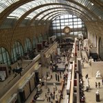 inside the Orsay