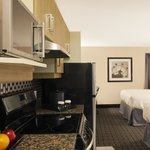 Kitchenette Suite with Two Queen Beds