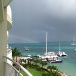 Rainbow from our room