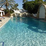 Pool at the Dionysos