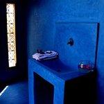 Bathroom with traditional Tadlakt