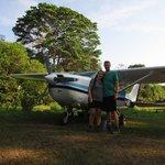 avion pour aller à La Serena