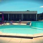 La piscine du Restaurant