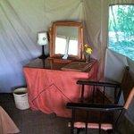 lovley tent!