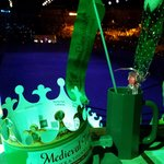 We were the green knight!!